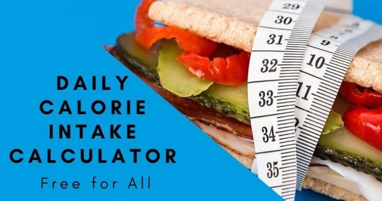Daily Calorie Intake Calculator