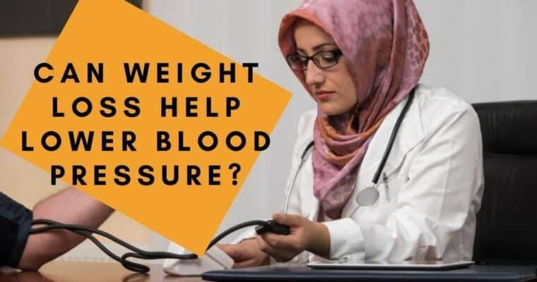 Can Weight Loss Help Lower Blood Pressure?